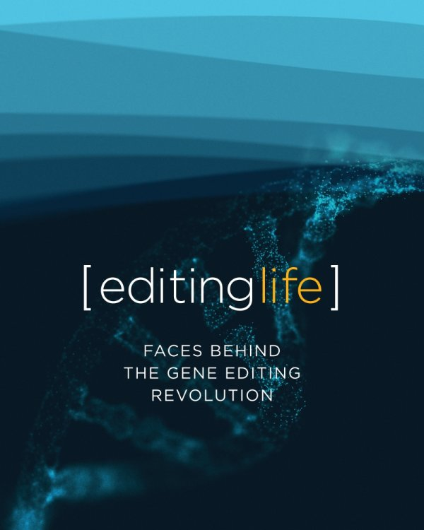 Editing Life book cover